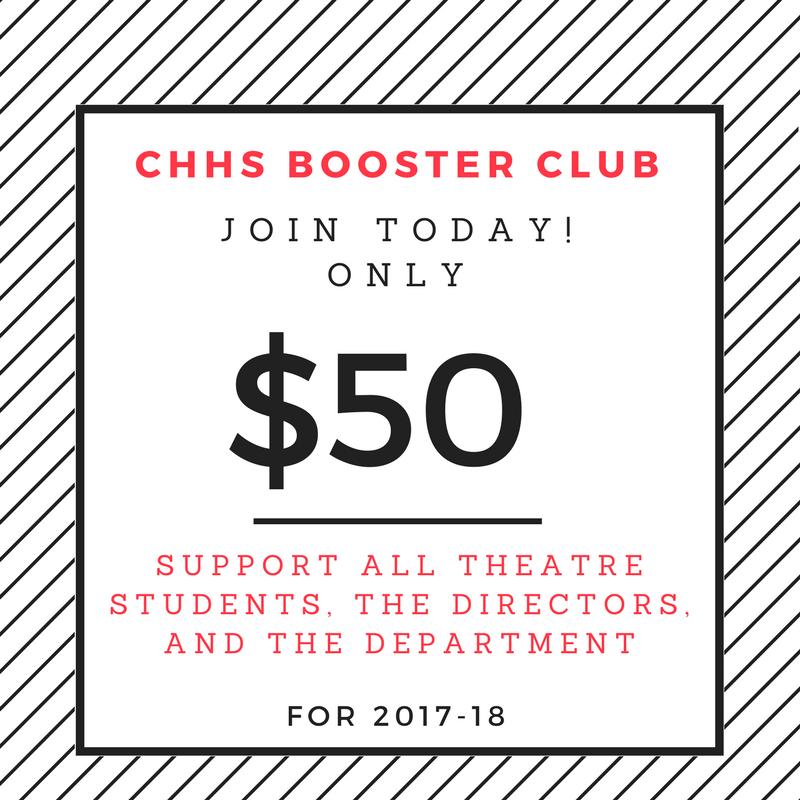 CHHS BOOSTER CLUB